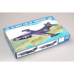 GF-3165-010 G-Force RC - Jantes d'avion - Caoutchouc avec jante en nylon - 125mm - Diam. 5mm - 2 pièces