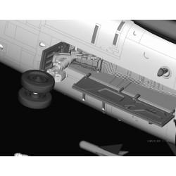 POCS400B embrayage 4 POINTS OPTIMA Ø34mm Noir