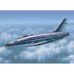 TRU02839 TRUMPETER F-100D Super Sabre 1/48
