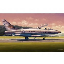 TRU02840 TRUMPETER F-100 F Super Sabre 1/48
