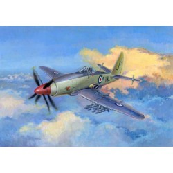 TRU02843 TRUMPETER Wyvern S4 Early 1/48