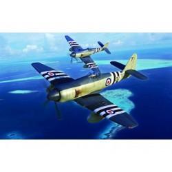 TRU02844 TRUMPETER Sea Fury FB.11 1/48