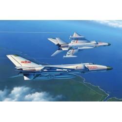 TRU02845 TRUMPETER PLA J-8IIB Fighter 1/48