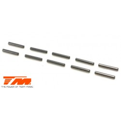 TM116238 Goupille - 2.0x12.8mm (10 pces)