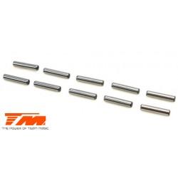 TM116240 Goupille - 2.0x 9.8mm (10 pces)