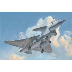 TRU02848 TRUMPETER PLAAF J-10B Vigorous 1/48
