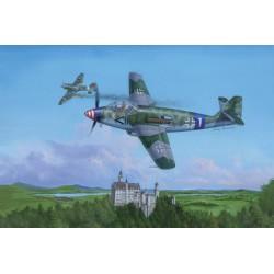 TRU02849 TRUMPETER Messerschmitt ME 509 1/48