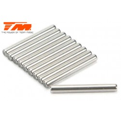 TM116247 Goupille - 2x16.8mm (10 pces)