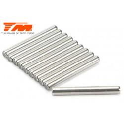 TM116247 Goupille - 2x16.8mm (10 pces)
