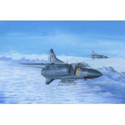 TRU02853 TRUMPETER Russian MiG-23M Flogger-B 1/48