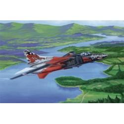TRU02854 TRUMPETER Russian MIG 23 MF Flogger B 1/48