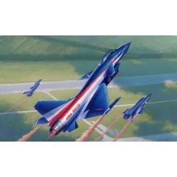 TRU02857 TRUMPETER PLA J-10AY Vigorous 1/48