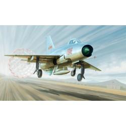 TRU02859 TRUMPETER J-7A Fighter 1/48