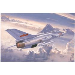 TRU02860 TRUMPETER J7B Fighter 1/48