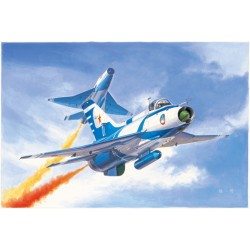TRU02862 TRUMPETER J-7GB Fighter 1/48