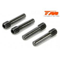 TM116751 Pièce détachée - E6 III - Lockpin 3x17.3mm (4 pcs)