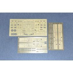 HRC04649X Accu - LiPo 6S - 22.2V 4900mAh 60C/110C - Hard Case - HRC 4900 - Prise XT90