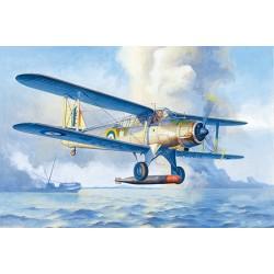 TRU02880 TRUMPETER Fairey Albacore Torpedo Bomber 1/48