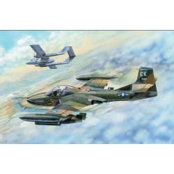 TRU02889 TRUMPETER US A37B Dragonfly Lght Ground 1/48