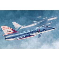 TRU02891 TRUMPETER US F-106A Delta Dart 1/48