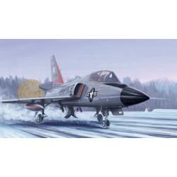 TRU02892 TRUMPETER US F-106B Delta Dart 1/48