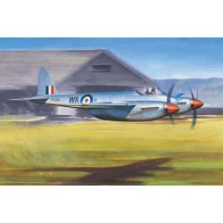 TRU02893 TRUMPETER De Havilland Hornet F1 1/48