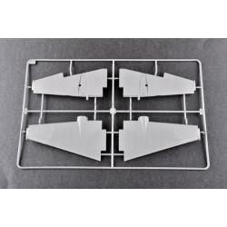 HRC9230K Prolongateur de servo - Mâle/Femelle - UNI (FUT) type - 10cm Long - Noir/Noir/Noir