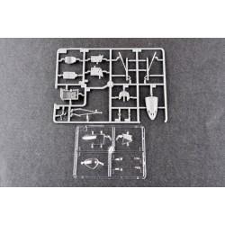 HRC9232K Prolongateur de servo - Mâle/Femelle - UNI (FUT) type - 30cm Long - Noir/Noir/Noir