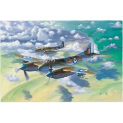 TRU02894 TRUMPETER De Havilland Hornet F.3 1/48