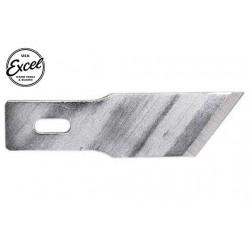 EXL20019 Outil - Lames de cutter - Lames 19 Angled Edge (5 pces) - Pour cutter K2,K5 et K6