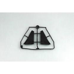 EXL16006 Outil - Cutter - K6 - Heavy Duty - Manche hexagonal en aluminium - avec capuchon protecteur
