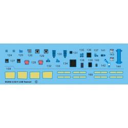 EXL20005 Outil - Lames de cutter - Lames en biais 5 (5 pces) - Pour cutter K1, K3, K17, K18, K30, K40