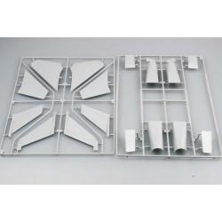 EXL20019B Outil - Lames de cutter - Lames 19B Bevel (5 pces) - Pour cutter K2,K5 et K6
