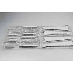 EXL20021 Outil - Lames de cutter - Lames 11SS Acier inox Honed (5 pces) - Pour cutter K1, K3, K17, K18, K30, K40