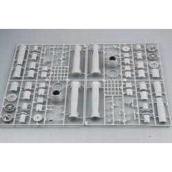 EXL20022 Outil - Lames de cutter - Lames 22 Curved Edge (5 pces) - Pour cutter K2,K5 et K6