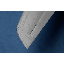 EXL20103 Outil - Lames de découpe - Semi-Concave (2 pces) - Pour manche K7