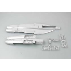EXL30414 Outil - Pincettes - Acier inox - Fermeture auto large - 16.6cm