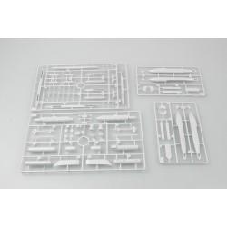 EXL30415 Outil - Pincettes - Acier inox - Pointe courbée - 15.2cm