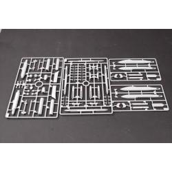 EXL30417 Outil - Pincettes - Pointe fine - Pointe recourbée - Polie - 11.4cm