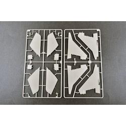 G-Force RC - Connecteur Deans, Femelle, câble silicone 14AWG, 10cm (1pc)