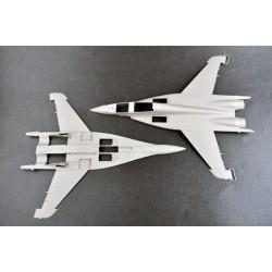 "G-Force RC - Rallonge ""torsadé"" Futaba, 22AWG, 15cm (1pc)"