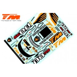 TM118017 Autocollants – B8RS