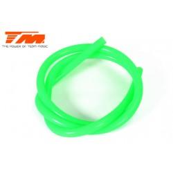 TM119001SG Durite pour mélange nitro - 0.6m – vert