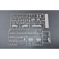 HRC05549F Accu - 5 Eléments - HRC 4900 - Accu récepteur - 6V 4900mAh - plat - prise UNI