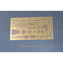HRC4031 Outil - TSW - Pince à tige d'amortisseur