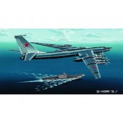 TRU03905 TRUMPETER TU-142MR Bear-J 1/144