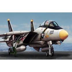 TRU03910 TRUMPETER F14A Tomcat 1/144