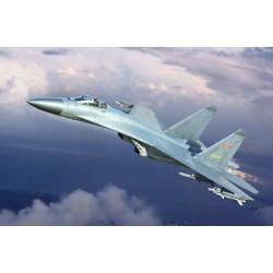 TRU03915 TRUMPETER PLAAF J-11B fighter 1/144