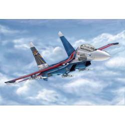 TRU03916 TRUMPETER Russian Su-27UB Flanker C 1/144
