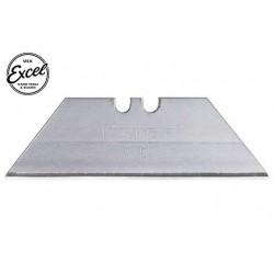 EXL20092 Outil - Lames de cutter - Lames 2 Notch Utility 0.024'' (5 pces) - Pour tout cutter utilitaire conventionnel
